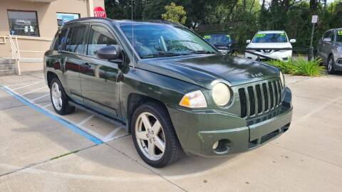 2007 Jeep Compass for sale at Dunn-Rite Auto Group in Longwood FL