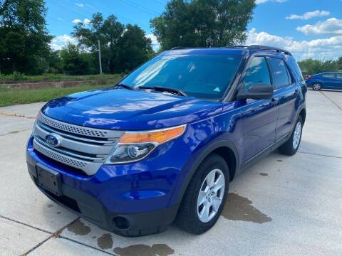 2013 Ford Explorer for sale at Mr. Auto in Hamilton OH