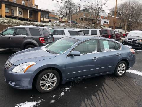 2011 Nissan Altima for sale at Fellini Auto Sales & Service LLC in Pittsburgh PA