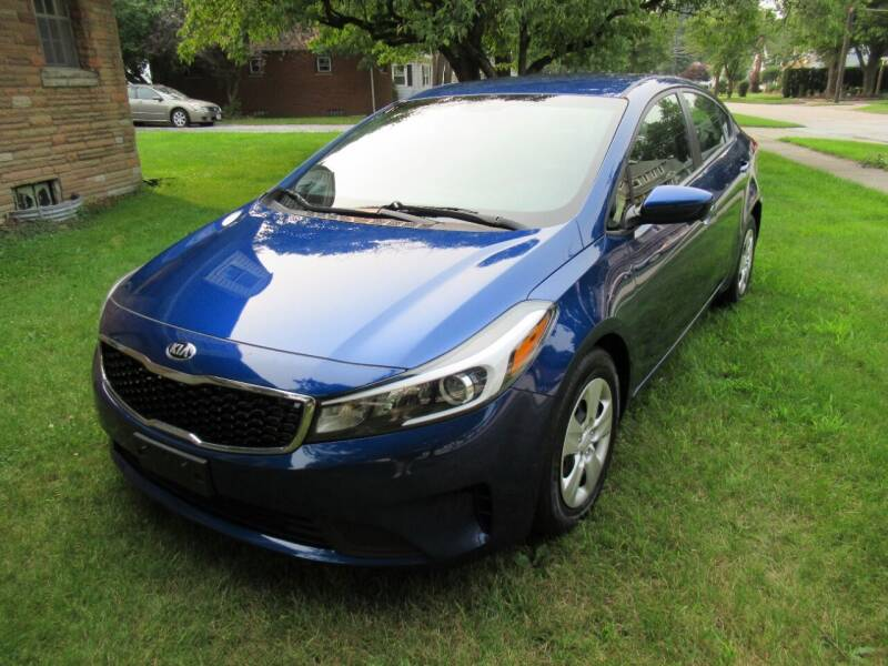 2018 Kia Forte for sale at Lake County Auto Sales in Painesville OH