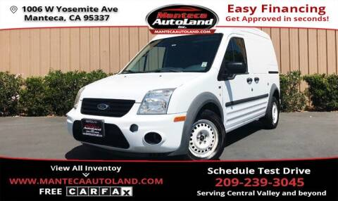 2013 Ford Transit Connect for sale at Manteca Auto Land in Manteca CA