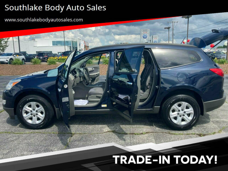 2011 Chevrolet Traverse for sale at Southlake Body Auto Sales in Merrillville IN