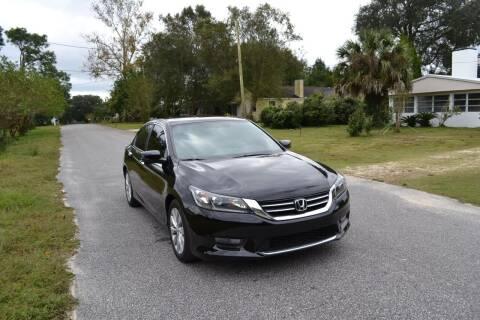 2015 Honda Accord for sale at Car Bazaar in Pensacola FL
