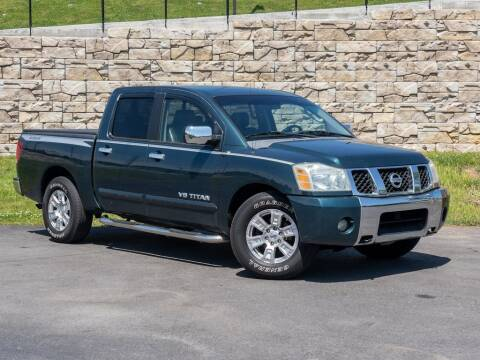 2007 Nissan Titan for sale at Car Hunters LLC in Mount Juliet TN