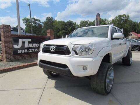 2014 Toyota Tacoma for sale at J T Auto Group in Sanford NC