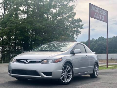 2007 Honda Civic for sale at Access Auto in Cabot AR
