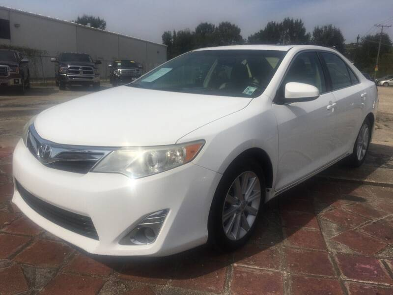2012 Toyota Camry for sale at CAPITOL AUTO SALES LLC in Baton Rouge LA