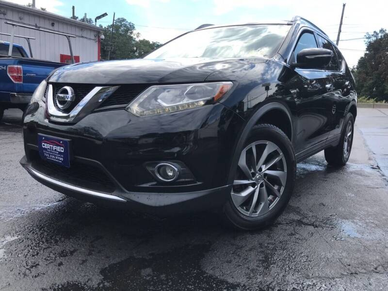 2015 Nissan Rogue for sale at Certified Auto Exchange in Keyport NJ