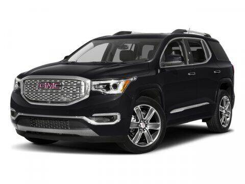 2017 GMC Acadia for sale at BEAMAN TOYOTA GMC BUICK in Nashville TN
