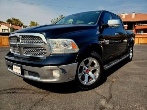 2014 RAM Ram Pickup 1500 for sale at INVICTUS MOTOR COMPANY in West Valley City UT
