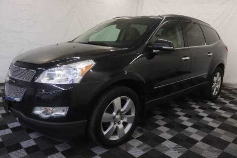 2012 Chevrolet Traverse for sale at AH Ride & Pride Auto Group in Akron OH
