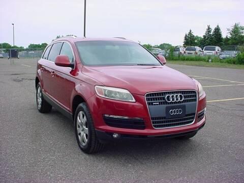 2008 Audi Q7 for sale at VOA Auto Sales in Pontiac MI