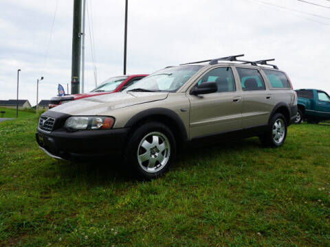 2003 Volvo XC70 for sale at CHAPARRAL USED CARS in Piney Flats TN
