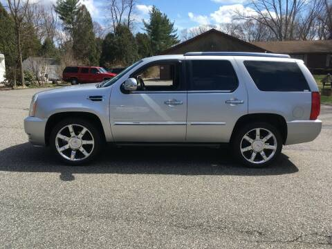 2010 Cadillac Escalade for sale at Lou Rivers Used Cars in Palmer MA