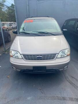 2003 Ford Windstar for sale at Rod's Automotive in Cincinnati OH