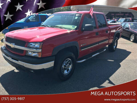 2003 Chevrolet Silverado 1500HD for sale at Mega Autosports in Chesapeake VA