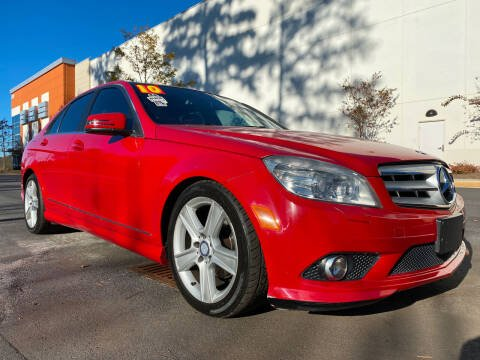 2010 Mercedes-Benz C-Class for sale at ELAN AUTOMOTIVE GROUP in Buford GA