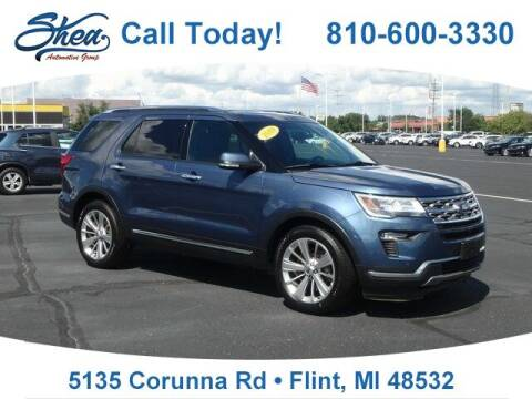 2019 Ford Explorer for sale at Jamie Sells Cars 810 - Linden Location in Flint MI