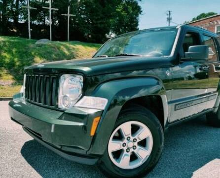 2011 Jeep Liberty for sale at Auto Titan in Knoxville TN