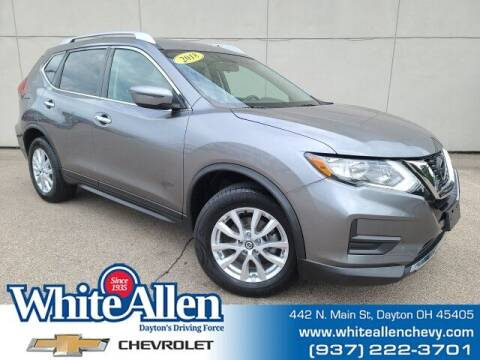 2018 Nissan Rogue for sale at WHITE-ALLEN CHEVROLET in Dayton OH