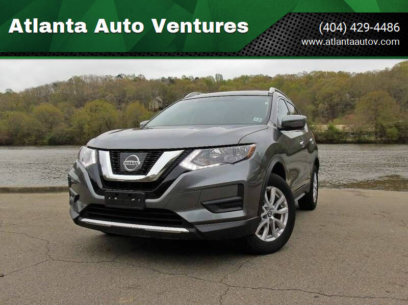 2019 Nissan Rogue for sale at Atlanta Auto Ventures in Roswell GA