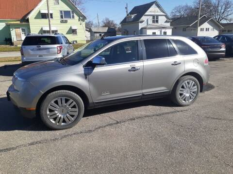 2008 Lincoln MKX for sale at Albia Motor Co in Albia IA