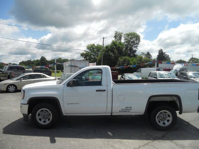 2016 GMC Sierra 1500 for sale at All Cars and Trucks in Buena NJ