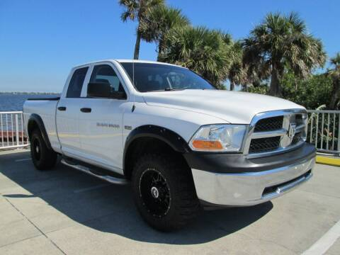 2011 RAM Ram Pickup 1500 for sale at Best Deal Auto Sales in Melbourne FL