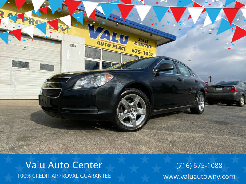2010 Chevrolet Malibu for sale at Valu Auto Center in West Seneca NY