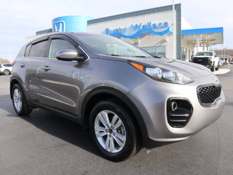 2019 Kia Sportage for sale at RUSTY WALLACE HONDA in Knoxville TN