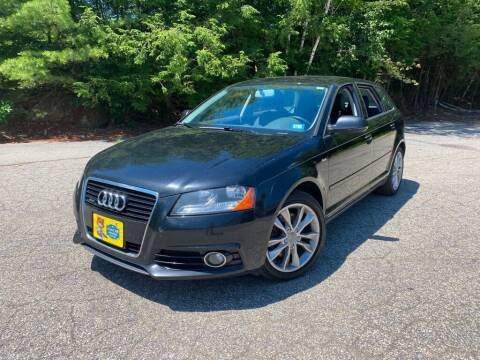 2013 Audi A3 for sale at Granite Auto Sales in Spofford NH