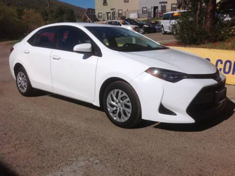 2019 Toyota Corolla for sale at HEILAND AUTO SALES in Oceano CA