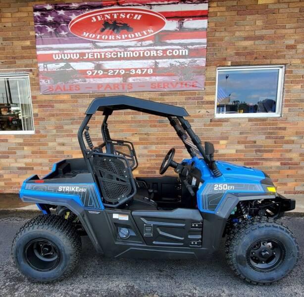 2021 HISUN STRIKE 250 for sale at JENTSCH MOTORS in Hearne TX