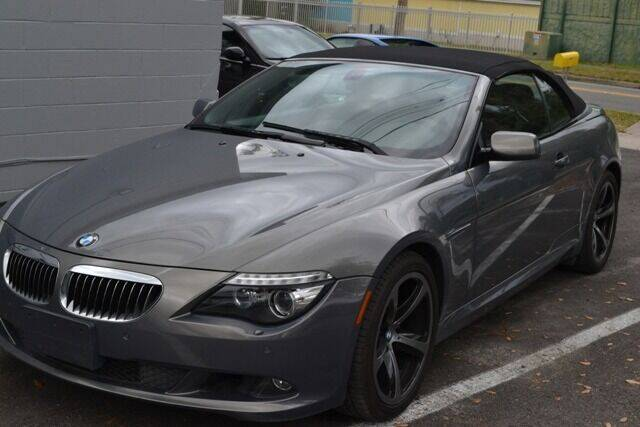 2008 BMW 6 Series for sale at ManyEcars.com in Mount Dora FL