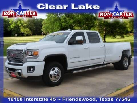 2015 GMC Sierra 3500HD for sale at Ron Carter  Clear Lake Used Cars in Houston TX