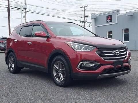 2017 Hyundai Santa Fe Sport for sale at ANYONERIDES.COM in Kingsville MD