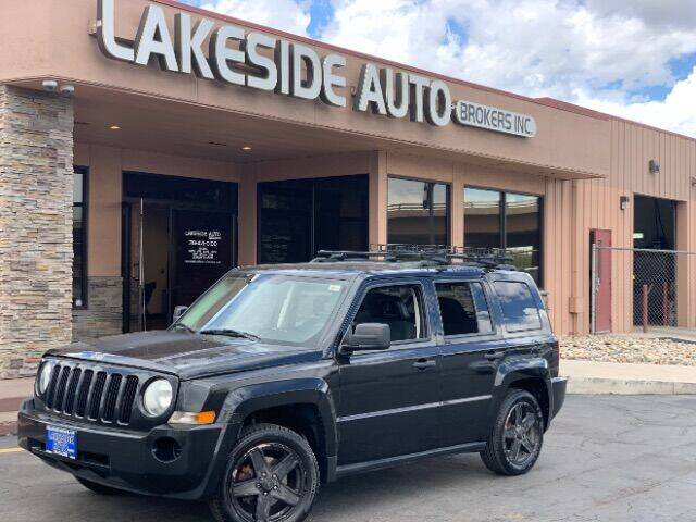 2008 Jeep Patriot for sale at Lakeside Auto Brokers Inc. in Colorado Springs CO