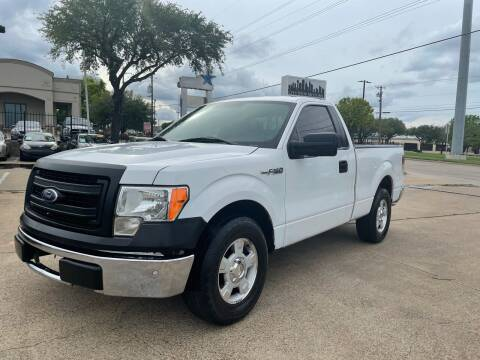 2014 Ford F-150 for sale at CityWide Motors in Garland TX