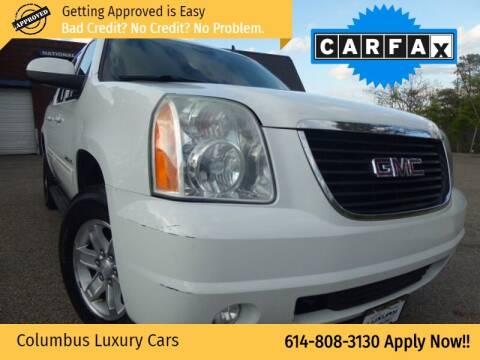 2011 GMC Yukon XL for sale at Columbus Luxury Cars in Columbus OH