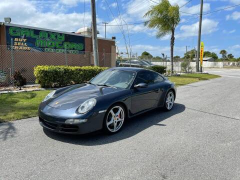 2006 Porsche 911 for sale at Galaxy Motors Inc in Melbourne FL