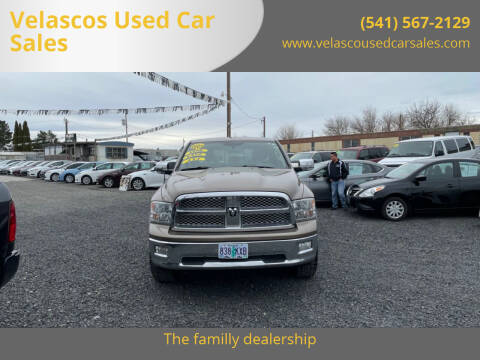 2009 Dodge Ram Pickup 1500 for sale at Velascos Used Car Sales in Hermiston OR