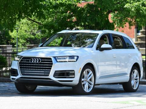 2018 Audi Q7 for sale at Ehrlich Motorwerks in Siloam Springs AR