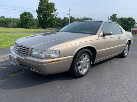 2000 Cadillac Eldorado for sale at Gary Sears Motors in Somerset KY