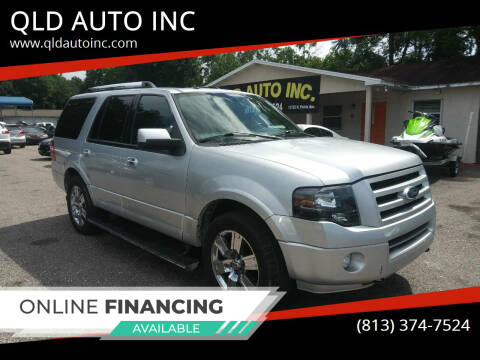 2010 Ford Expedition for sale at QLD AUTO INC in Tampa FL