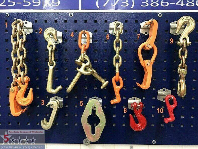 2020 10 pieces Frame Machine  Towing tools for sale at Kamran Auto Exchange Inc in Kenosha WI