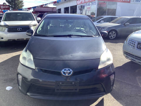 2012 Toyota Prius for sale at GPS Motors in Denver CO