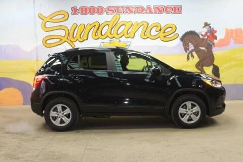 2021 Chevrolet Trax for sale at Sundance Chevrolet in Grand Ledge MI