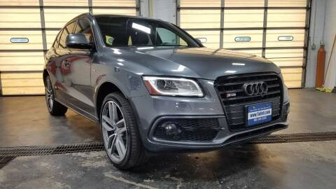 2015 Audi SQ5 for sale at Falleti Motors, Inc.  est. 1976 in Batavia NY