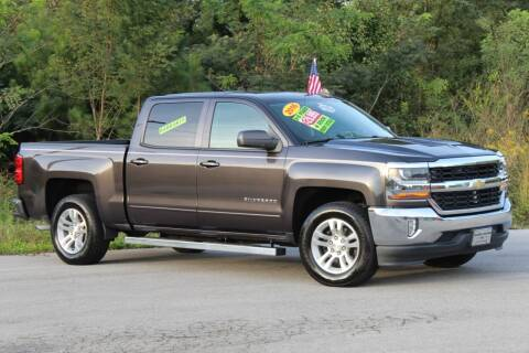 2016 Chevrolet Silverado 1500 for sale at McMinn Motors Inc in Athens TN