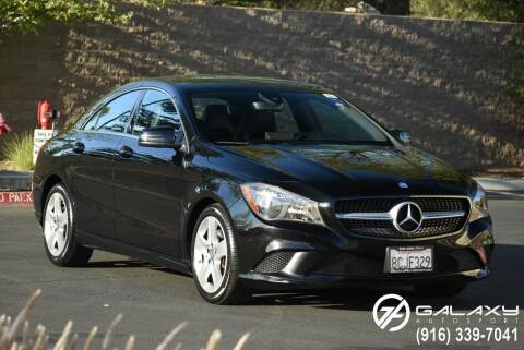 2016 Mercedes-Benz CLA for sale at Galaxy Autosport in Sacramento CA